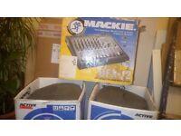 Mackie SRM350 (Mk 1) Active speakers