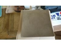 Rosenthal Mesh square plate