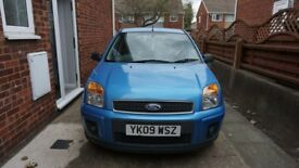 2009 Ford Fusion Zetec climate 1.4 automatic 5 doors with just under 66k miles