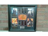 Limited edition lord of the rings film cell