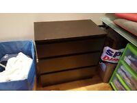 IKEA chest of drawers KULLEN