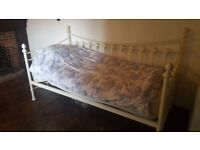 Two Single day beds matching