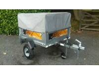 Erde 102 Trailer*High Frame and Covers*Excellent Condition*
