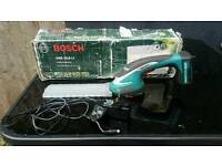 Bosch handheld hedge trimmer