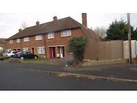 LAND WITH POTENTIAL FOR 3 BEDROOMS HOUSE IN LONDON!