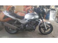 Kawasaki ER5 500cc Extremely low mileage
