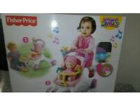 Fisher-Price Stroll-Along Walker *Boxed*