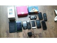 mobile phones various makes