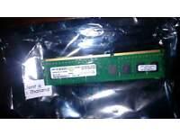 4GB SIMMS DDR3 PC Memory