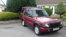 LANDROVER DISCOVERY TD5GS SERIES 2 2003 FACELIFT