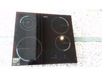 Zanussi induction hob 60cm brand new