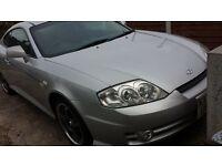 stunning hyundai coupe 1.6 s. ..2004
