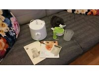 BRAND NEW Avent Babyfood Steamer and Blender - £50 - In Stores £100