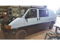 VW T4. 12 months MOT and Service