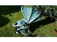 Quinny zapp xtra 2 pushchair pram stoller buggy