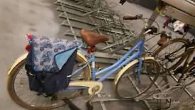 Pendelton blue bike