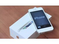 APPLE IPHONE 5 16GB ON VODAFONE AND LEBARA LIKE BRANDNEW IN BOX ***SALE SALE SALE***