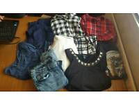 Job lot clothes, 11 items, Size 14