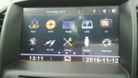 Vauxhall insignia Icebox auto headunit