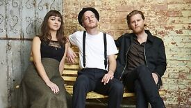 The Lumineers Birmingham & Manchester Standing Tickets £35 Each