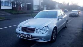 Mercedes Benz E200 - 42,000 miles FULL SERVICE 1 YEAR MOT