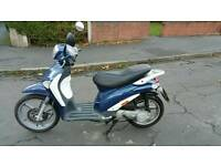 Piaggio Liberty 50cc Moped Scooter