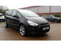 2006 Ford S-Max 2.0 TDCi Titanium 5dr 7 Seats with NEW CAMBELT+W/PUMP+CLUTCH KIT & FLYWHEEL