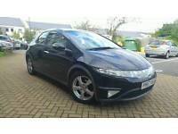 Honda Civic 1.8 i VTEC ES 5dr 1 yr Mot/1 previous owner 2007 (57 reg), Hatchback