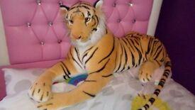 Big soft tiger