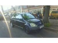 Toyota Yaris 2001 1 previous owner