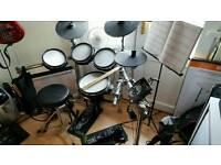 Fame DD-6500 Electronic Full Mesh Drum kit