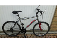 Apollo XC.26 mountain bike with front suspension. Very large/high frame. £70