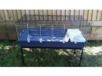 Ferplast large Guinea Pig Cage and stand