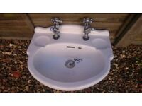 Countertop Basin with taps