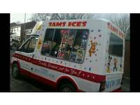 Ice cream van ( hard van )