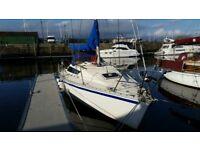 Jeanneau Arcadia Sailing Yacht 30 ft ready to sail