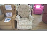Celebrity Woburn Dual Motor Riser Recliner Chair, Free Delivery*