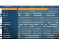 Internet TV service for Fire Sticks, Smart TVs, MAG, Android, etc.