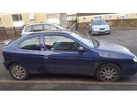 FOR SALE RENAULT MEGANE LOW MILAGE AND LOW PRICE;;;; 300 £ negotiable;;;;;