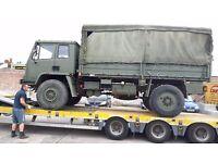 Leyland Daf 45 150hp T244 4x4 X MoD