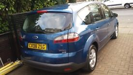 Ford s max 7 sets 2008