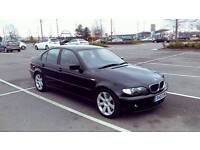 BMW 320D M-Sport E46 Economical
