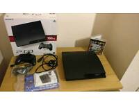 PS3 Slim 160GB with GTA 5