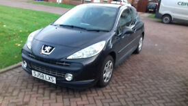 Peugeot 207 DIESEL Ful service history Clear Hpi