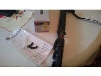 Manfrotto 695CX Carbon Fibre Monopod