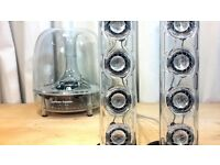 Harman Kardon sound sticks III LED LED Desktop Wired Speakers soundsticks harman/kardon