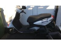 Yamaha NEOS 4 moped