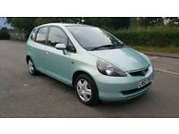 Honda Jazz 1.4 i-DSI SE 5dr. VERY LOW MILEAGE (36000)
