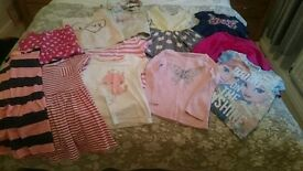Girls clothes bundle. Aged 4-5 years. All in good condition.