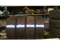 205 60 16 MATCHING BRIDGESTONE TYRES X2 £60 X4 £100 BALANCE & FITTING INCLUDED OPEN 7 DAYS